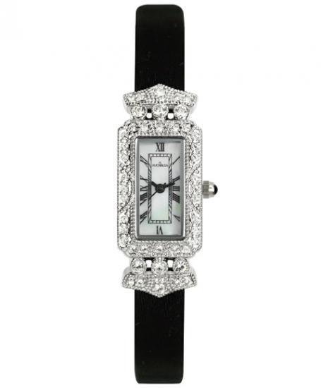 ワケあり アウトレット アモンリザ AR-DEC09-23BK 腕時計 レディース AMONNLISA
