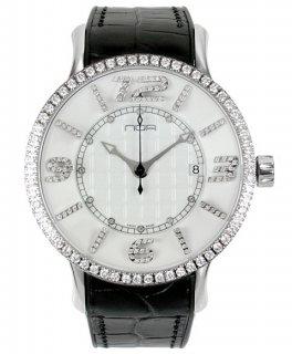 ワケあり アウトレット 73%OFF!  ノア MDBW 腕時計 NOA ダイヤモンド