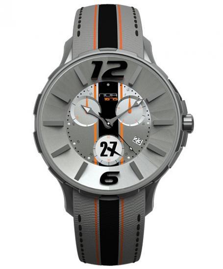 ワケあり アウトレット  ノア 腕時計 16.75 GRT 002 ニュルブルクリンク NOA