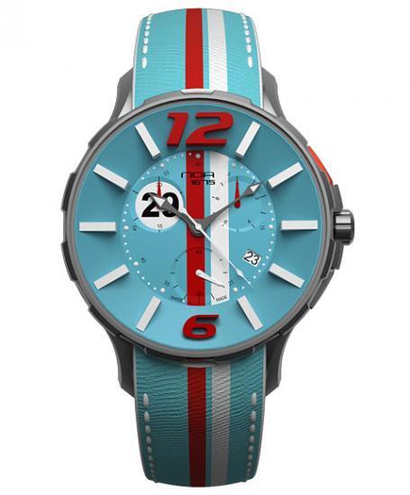 ワケあり アウトレット ノア 腕時計 16.75 GRT 005 モナコ NOA