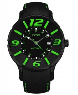 ワケあり アウトレット 73%OFF!  ノア 16.75 GA021 自動巻き 腕時計 メンズ NOA ※入荷時期によってストラップはラバーまたはレザーとなります。