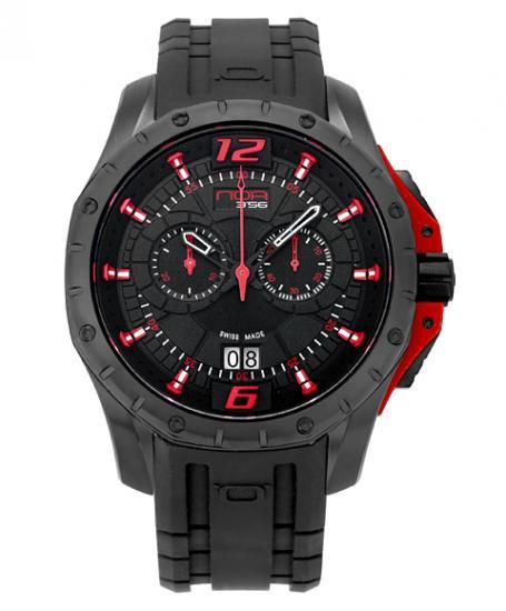 ワケあり アウトレット ノア スキャンダー クロノ 腕時計 SKCH005 NOA SKANDAR CRONO ※入荷時期によってストラップはラバーまたはレザーとなりま…