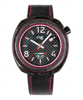 特価73%OFF! ワケあり アウトレット フルカーボン IB0113-RH 腕時計 メンズ FULL CARBON IB.01