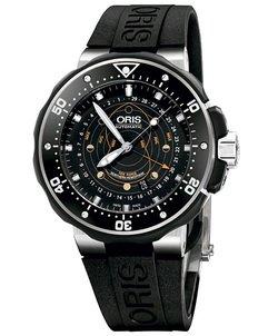 オリス プロダイバー ポインタームーン 76176827154 腕時計 メンズ ORIS ProDiver Pointer Moon