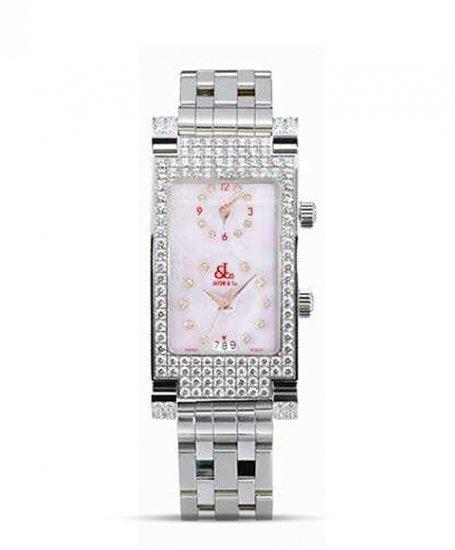 ジェイコブ ANGEL JCA22 エンジェル ツータイムゾーン 2timezone アウトレット 腕時計 JACOB&CO
