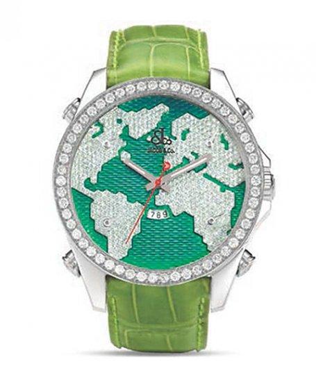 ジェイコブ JC47SG ファイブタイムゾーン 5timezone 47mm アウトレット 腕時計 JACOB&CO