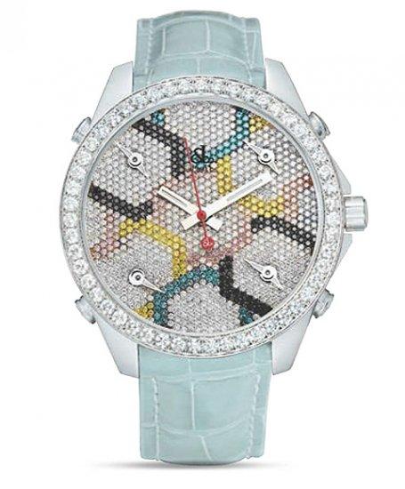 ジェイコブ JC84 ファイブタイムゾーン 5timezone 47mm アウトレット 腕時計 JACOB&CO