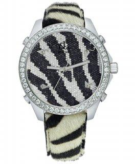 ジェイコブ ファイブタイムゾーン JC-M65D ダイヤモンドベゼル 腕時計 JACOB&CO