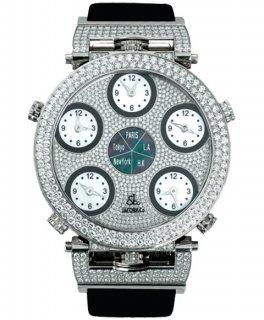 ジェイコブ シックスタイムゾーンJC-G3R 腕時計 JACOB&CO