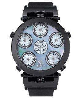ジェイコブ シックスタイムゾーンJC-LG6D 腕時計 JACOB&CO