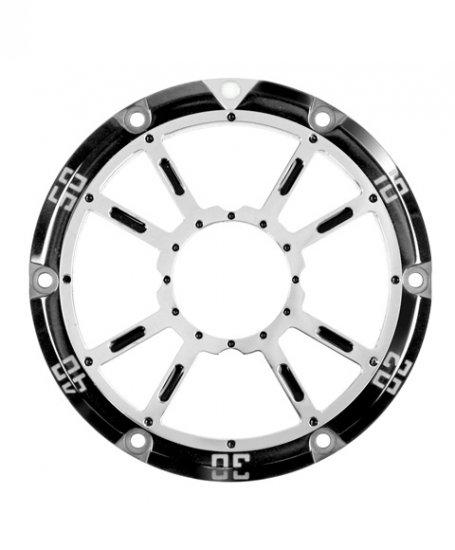 入荷予約販売(次回入荷未定 納期:約4~6か月後) アクアノウティック キングクーダ KSM00-NB 交換用マスク 腕時計用 ベゼル カスタム AQUANAUTI…