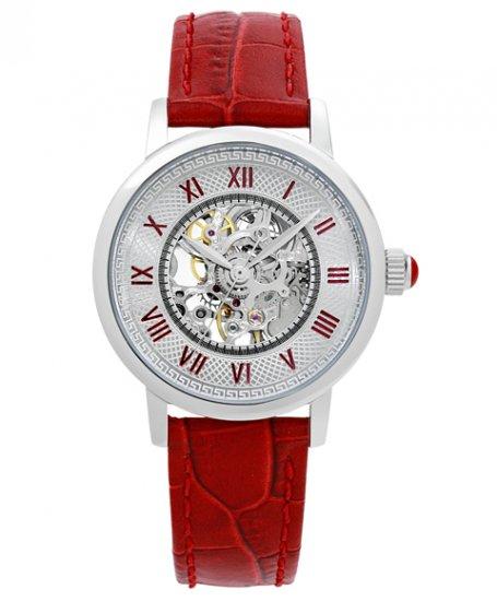 アルカフトゥーラ メカニカル スケルトン 腕時計 22825SKRD 手巻ARCAFUTURA