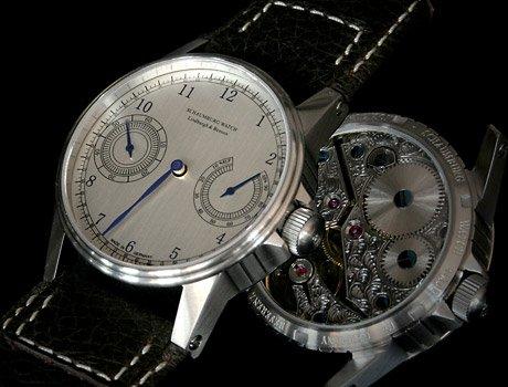 シャウボーグ AUF/AB-GNOMONIK 腕時計 メンズ 手巻き AUFAB GNOMONIK SCHAUMBURG watch