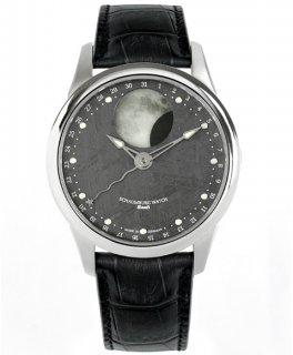 シャウボーグ ムーンメテオライト MOON-METEORITE 腕時計 メンズ SCHAUMBURG