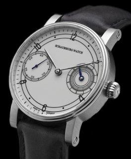 シャウボーグ TRAVELLER 腕時計 メンズ SCHAUMBURG トラベラー