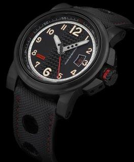 シャウボーグ GT-RACECLUB-PVD 腕時計 メンズ SCHAUMBURG GT レースクラブ