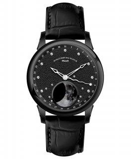 シャウボーグ ムーン MOON2-PVD 腕時計 メンズ SCHAUMBURG MOON TWO