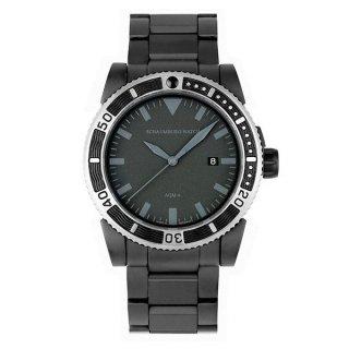 受注発注品 シャウボーグ AQM4-BKM 腕時計 メンズ SCHAUMBURG 自動巻