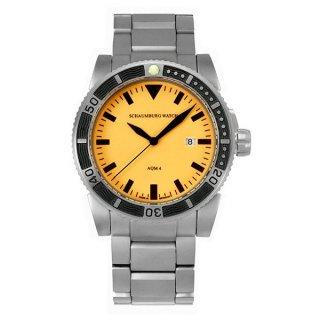 受注発注品 シャウボーグ AQM4-ORM 腕時計 メンズ SCHAUMBURG 自動巻