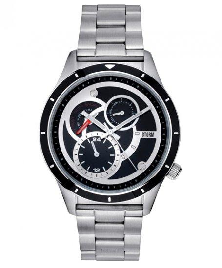 ストーム ロンドン BLAKE BLACK 47141BK 腕時計 メンズ STORM LONDON