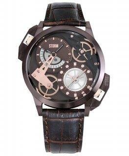 ストーム ロンドン DUALON LEATHER 47147BRBR 腕時計 メンズ STORM LONDON