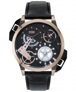 ストーム ロンドン DUALON LEATHER 47147RGBK 腕時計 メンズ STORM LONDON