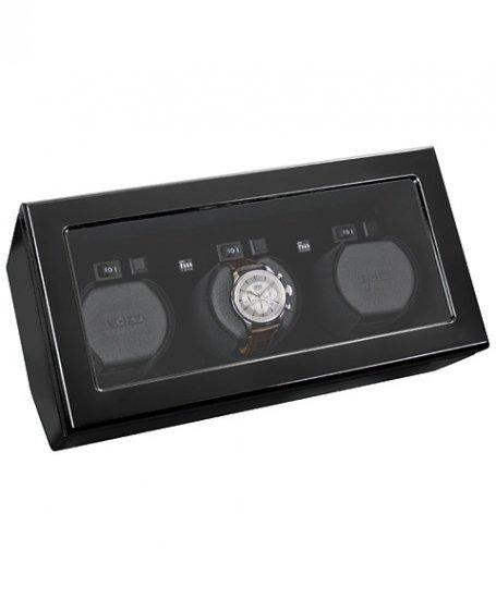 ボクシーデザイン ウォッチワインダー アダプター付 DC03DS-BK ※時計は含まれておりません BOXY Design