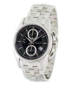 ハミルトン  ジャズマスター H32616133 オートマチック クロノグラフ ブラック JAZZMASTER メンズ 腕時計 H