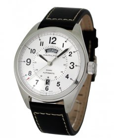 ハミルトン  カーキフィールド H70505753 デイデイト オートマチック メンズ 腕時計 HAMILTON