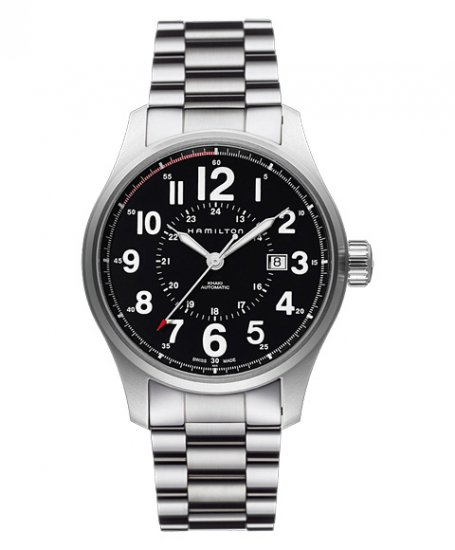 ハミルトン カーキ H70615133 フィールド オフィサー オート メンズ 腕時計  HAMILTON