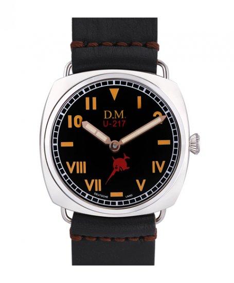 ワケあり アウトレット ドイチェマスター クライグスマリーン U217 腕時計 メンズ Deutsche Master  KREIG