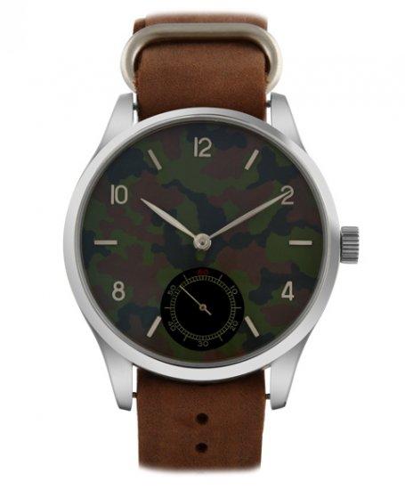ワケあり アウトレット ドイチェマスター ヒーア PANZER1-AC 腕時計 メンズ Deutsche Master HEER