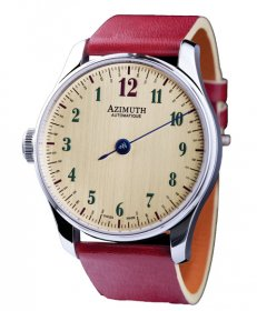 アジムート R1-BIT-WHS Back In Time バックインタイム 腕時計 メンズ AZIMUTH