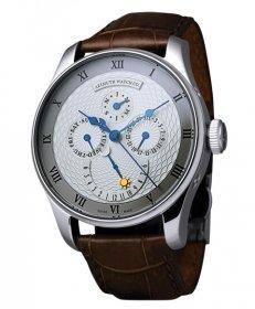 アジムート R1-CAR-WH Calendrier カレンダー 腕時計 メンズ AZIMUTH