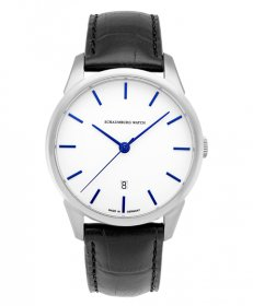 海外取寄せ シャウボーグ PURIST-1 ピュアリスト 腕時計 メンズ SCHAUMBURG