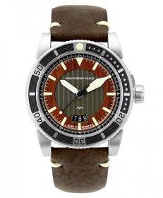 シャウボーグ AQM4 3D WOOD  腕時計 メンズ SCHAUMBURG