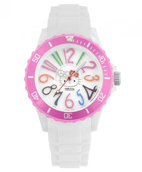 HelloKitty×AMONNLISA 【ハローキティ アモンリザ レディース 腕時計 ALHK1212WHPP】
