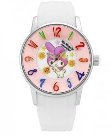 訳ありアウトレット マイメロディ アモンリザ ALMM1240PKWH 40th アニバーサリー レディース 腕時計 My Melody