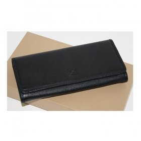 LOEWE ロエベ  AMAZONA CONTINENTAL WALLET 11395F11 3410 POLISHED GOATSKIN 1100 BLACK ブラック 二つ折り長財布