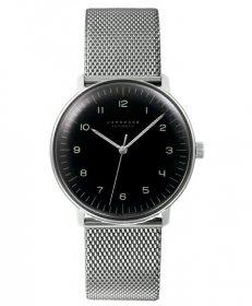 特価品 ユンハンス マックスビル 027 3400 00m 腕時計 メンズ JUNGHANS Max Bill Automatic 027/3400.00M 自動巻 メタルブレス