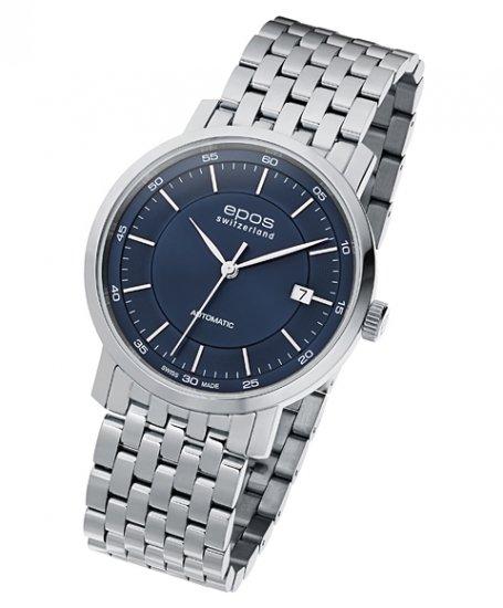 エポス オリジナーレ デイト 3387BLM 腕時計 メンズ 自動巻 epos