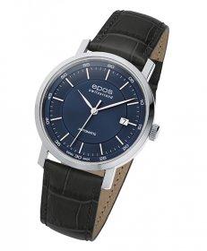 エポス オリジナーレ デイト 3387BL 腕時計 メンズ 自動巻 epos レザーストラップ