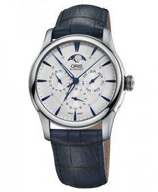 オリス アートリエ コンプリケーション 78177034031D 腕時計 メンズ ORIS Artelier Complication 781 7703 4031D