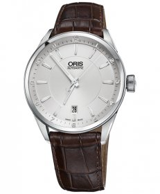 オリス アーティックス デイト 73377134031D 腕時計 メンズ ORIS Artix Date 733 7713 4031D レザーストラップ アウトレット