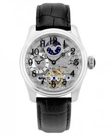 アルカフトゥーラ メカニカルスケルトン ツインバレル 965ABK 自動巻 腕時計 メンズ ARCAFUTURA
