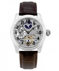 アルカフトゥーラ メカニカルスケルトン ツインバレル 965ABR 自動巻 腕時計 メンズ ARCAFUTURA