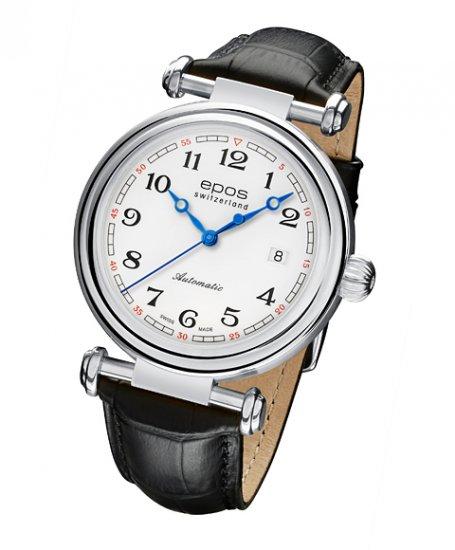 エポス オリジナーレ デイト 3430WH 腕時計 メンズ 自動巻 epos