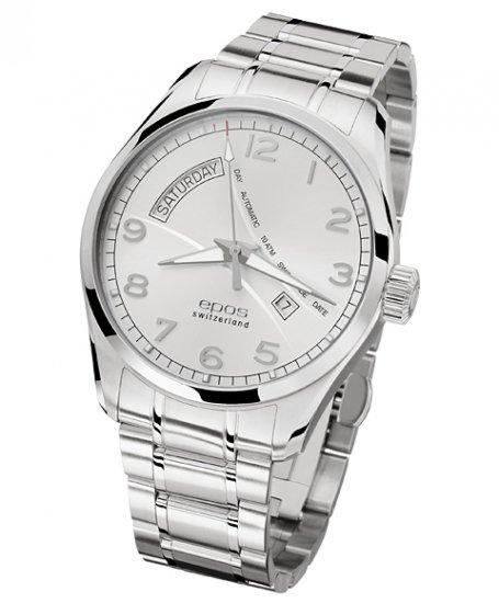 エポス パッション デイデイト 3402NSLM 腕時計 メンズ 自動巻 epos