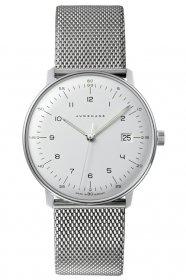 特価品 ユンハンス マックス ビル 041 4461 00M クオーツ 腕時計 メンズ JUNGHANS Max Bill 041/4461.00M