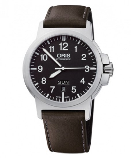 オリス BC3 アドバンスド デイデイト 735 7641 4164F 腕時計 メンズ 自動巻 Oris